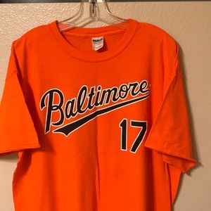 Baltimore 17 TShirt, Size XL